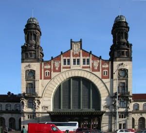 Prague Central Station