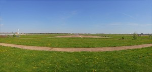 Tempelhof Airport in 2012