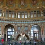 Prague Central Station interior