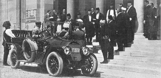 Centennial of the shots in Sarajevo